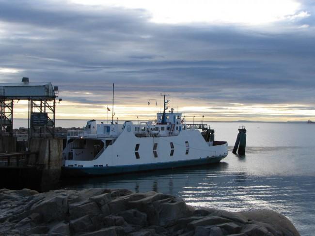 Terminal maritime